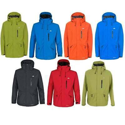 Mens Trespass CORVO Waterproof Windproof Walking Jacket | Coat
