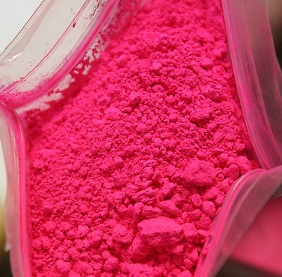 1 Oz Neon Pink Mica Pigment  For Soap Cosmetics