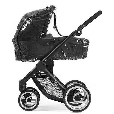 Raincover to fit the Mutsy Carrycot
