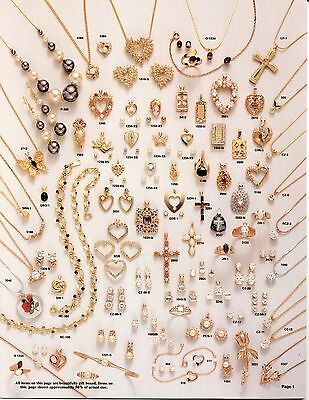 Jewelry Grab Bag - Assorted Boxed Items Worth $1000 MIN USA Free Shipping
