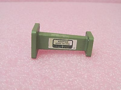 Agilent/HP NK-292A Waveguide Adapter, N To K Band