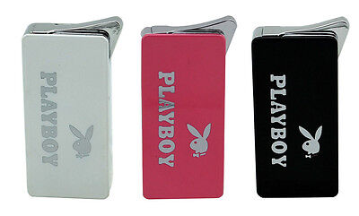 Briquet Tempete Rechargeable Design Playboy Neuf