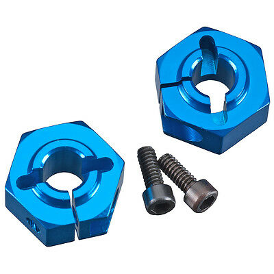 NEW Associated Aluminum Clamping Wheel Hex 12mm Rear Buggy 9890