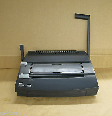 GBC DocuBind P200 19 ring Punch and Binding System Desktop Office Equipment