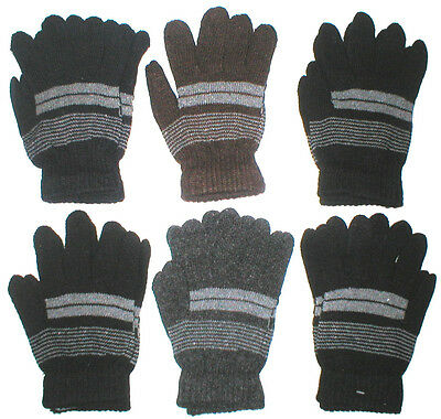 Wholesale Lot 24 Childrens Kids Winter Gloves Warm Free Ship Charity Gifts Ect