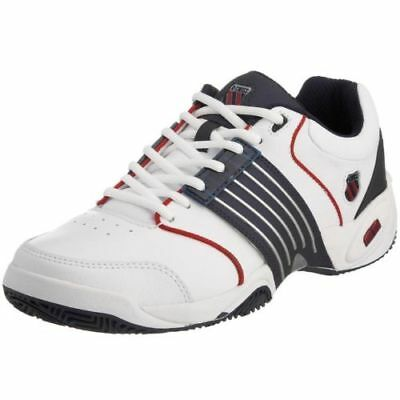 K-Swiss Accomplish LS Omni Men's Leather Tennis Trainers Clay Artificial Grass