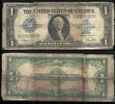 Series 1923 $1.00 Silver Certificate FR237 G-
