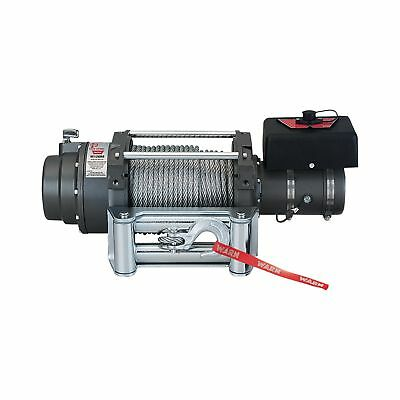 WARN Vehicle Recovery Winch-12,000-lb Max Weight #17801
