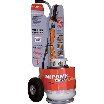 Gaspony Power Flame Propane Torch -500,000 BTU, # TB-PFP
