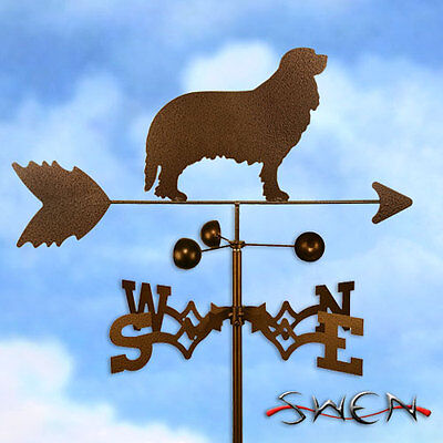 Hand Made Cavalier King Charles Dog Weathervane *NEW*