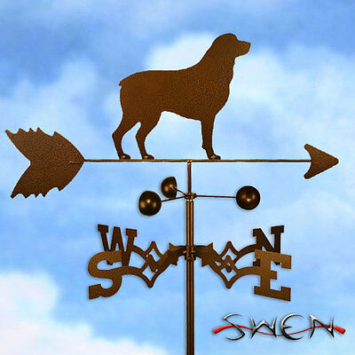 Hand Made Rottweiler Dog Weathervane *NEW*