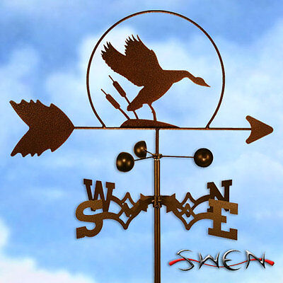 Hand Made Goose Geese Weathervane *NEW*