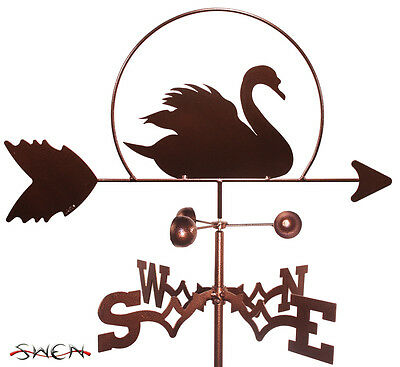 Hand Made Swan Weathervane *NEW*