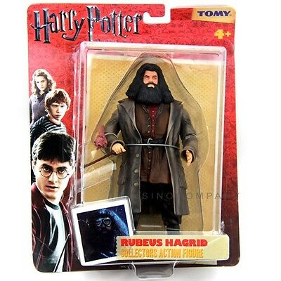 Harry Potter & the Deathly Hallows Rubeus Hagrid collectors 6'' Figure FK202