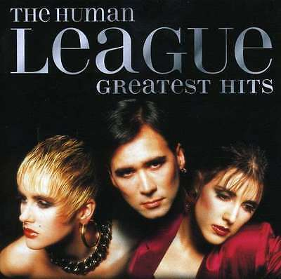 The Human League ( New Sealed Cd ) Greatest Hits / The Very Best Of / Collection