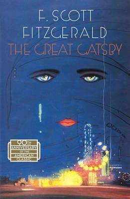The Great Gatsby - Fitzgerald, F. Scott - New Paperback Book