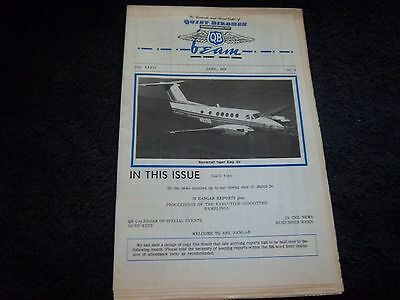 Secret Order of The Quiet Birdman April 1976 Beechcraft Super King Air