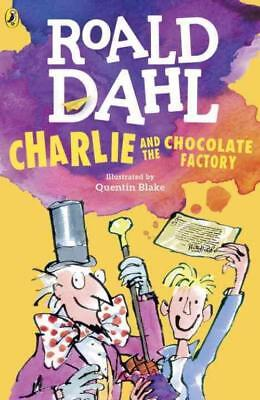 Charlie And The Chocolate Factory - Dahl, Roald/ Blake, Quentin (Ilt) - New Pape