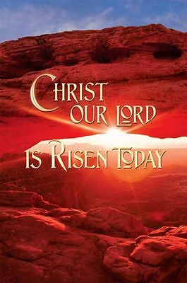Christ Our Lord Is Risen Today, Bulletins, 100