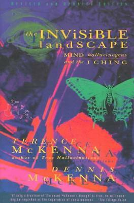 The Invisible Landscape - Dennis Mckenna Terence Mckenna (Paperback) New