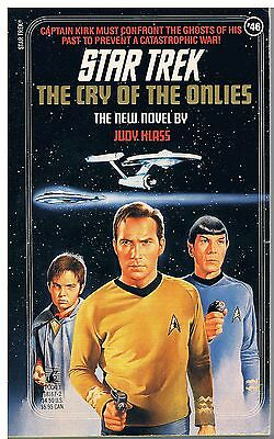 Star Trek: The Cry of the Onlies / Judy Klass 1989