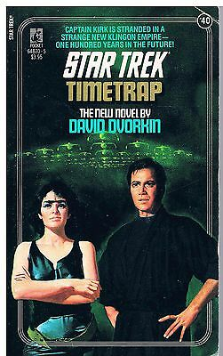 Star Trek: Timetrap / David Dvorkin 1988