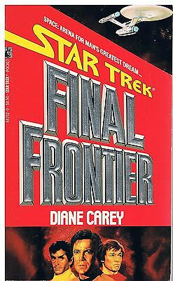 Star Trek: Final Frontier / Diane Carey 1988