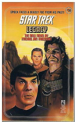 Star Trek: Legacy / Michael Jan Friedman 1991