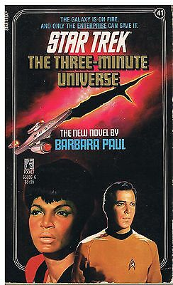 Star Trek: The Three-Minute Universe / Barbara Paul
