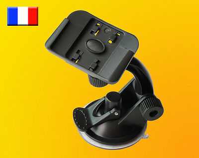 Support GPS Tomtom One XL voiture ventouse parebrise quad 360°