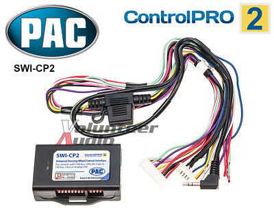 SWI-CP2 Steering Wheel Control Retention Interface Aftermarket Car Stereo Radios