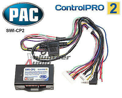 Steering Wheel Control Retention Interface For Car Stereo Radio For GM