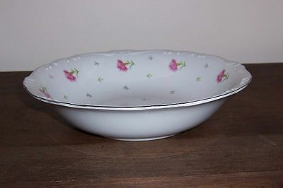 SUMMER SONG - Fine China of Japan - Round Serving Bowl 9""