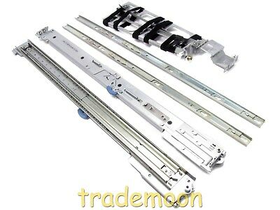 313215-001 HP Complete 4U Rack Rail Kit for Proliant DL580 G2 DL585 with cable