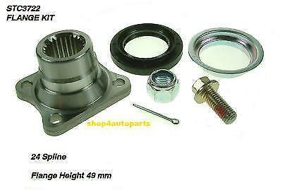 Land Rover Diff Flange Square Kit 24 Spline Defender Stc3722 (P)