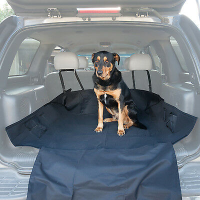 OxGord Pet Car Suv Van Back Trunk Cargo Bed Liner Cover Waterproof for Dogs Cats
