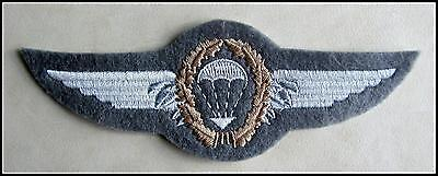 German Germany Army  Airborne Jump Parachutist Bronze Wing