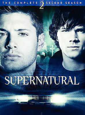 Supernatural ~ Complete 2nd Second Season 2 Two ~ BRAND NEW 6-DISC DVD SET