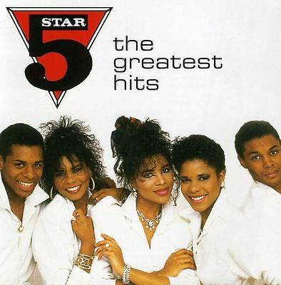 Five Star / 5 ( New Sealed Cd ) Greatest Hits / The Very Best Of / Collection