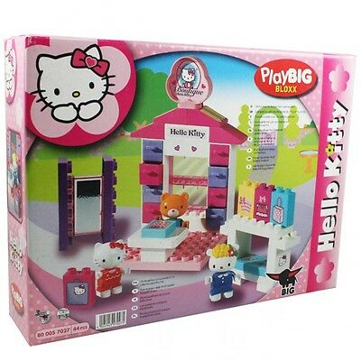 PlayBIG Hello Kitty Play Bloxx 57027 Bausteine Boutique Spielsteine NEU OVP