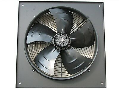 Industrial Extractor Fan 400mm, 16 inch, 240V, 1380 rpm