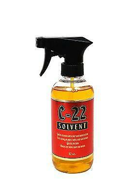 WALKER TAPE C-22 Solvent Wig Adhesive Remover 12fl oz Hair Replacement System