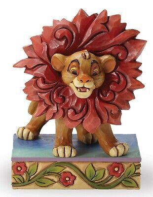 Disney Traditions 4032861  Lion King Simba Figurine NEW in BOX