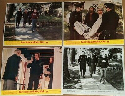 BROOKE SHIELDS, GEORGE BURNS 3 Original Movie Still LC Photos JUST YOU & ME KID