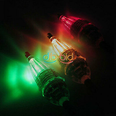 Mini Deep Drop Underwater Squid Fish Lure LED Light