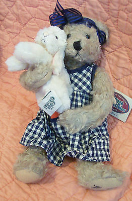 "Mary  Holstad -- Cottage Collectibles ""Candice & Clover"" -- MWT"