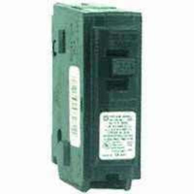 Square D HOM140CP Circuit Breaker, 40 Amp, 1 Pole