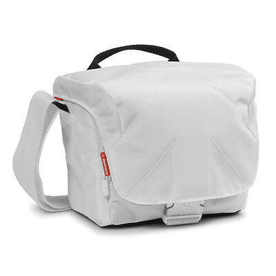 Manfrotto Bella IV Shoulder Bag for Digital Cameras/SLR - White