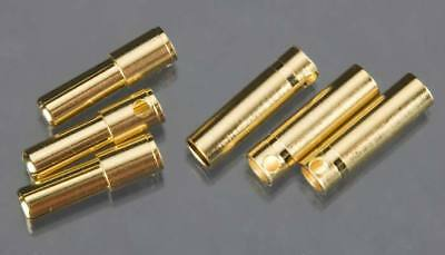 NEW Castle Creations 4mm Bullet Connector 16G/13G 75A (3) CC BULLET 4MM