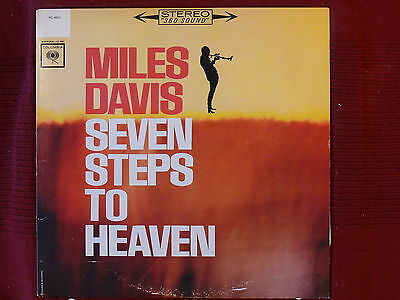LP Miles Davis Seven Steps To Heaven